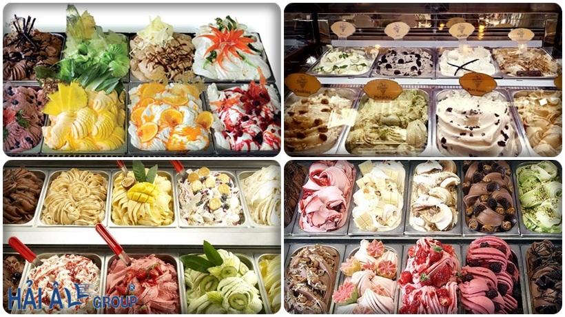 Không Phải Ai Cũng Biết Cách Phân Biệt Gelato Và Kem (Ice Cream) Như Thế Nào
