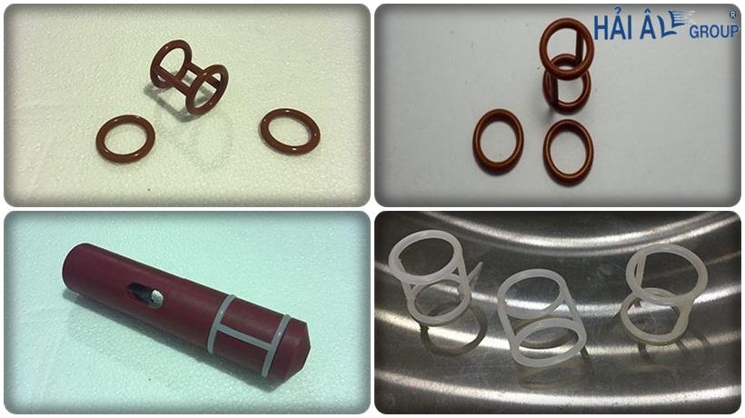 i-ring gioăng cuộn trục của máy làm kem